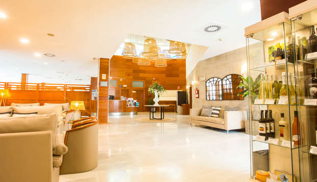 Hotel Alaquas - N LOOBY