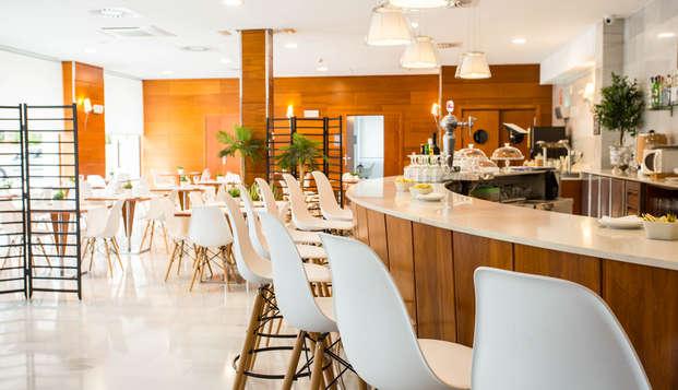 Hotel Alaquas - N RESTAURANT