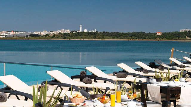 Escapada Familiar en el Algarve con Cena, acceso al Spa y niño incluido