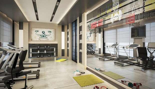 Hotel Corsica - N GYM