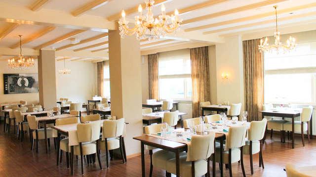 Wandelweekend met 3 gangen diner vlakbij Valkenburg (vanaf 2 nachten)