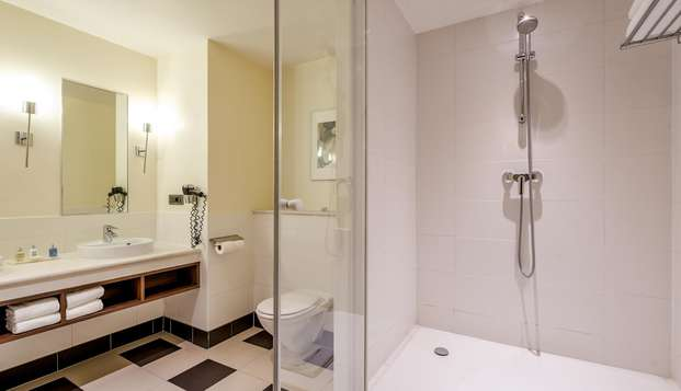 Radisson Blu Paris Marne-la-Vallee - N BATHROOM