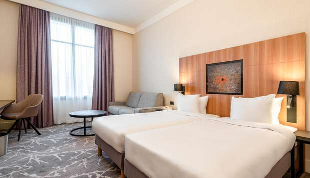 Radisson Blu Paris Marne-la-Vallee - N TWIN