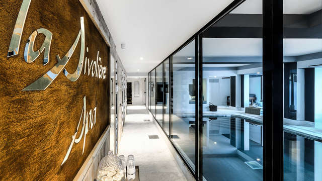 VIP-weekend in een 5-sterrenhotel in Courchevel