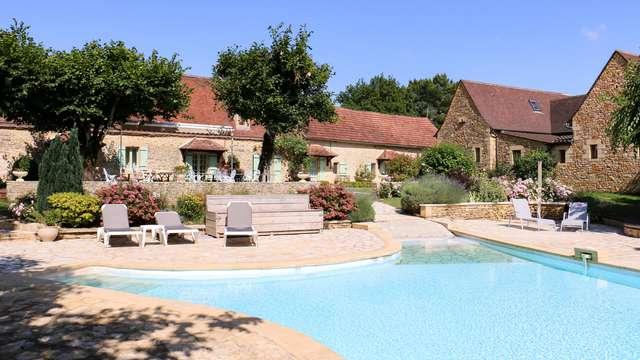 Week-end de charme au coeur de la Dordogne, à côté de Sarlat