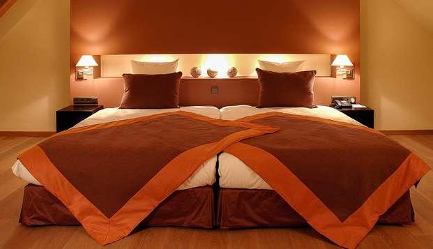 Week-end dans une chambre deluxe à Maaseik