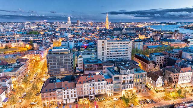 Passez la nuit dans cet hôtel moderne au cœur d'Anvers