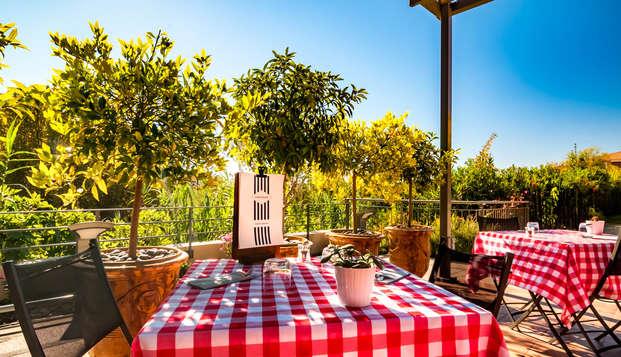 Escale détente avec dîner en Occitanie