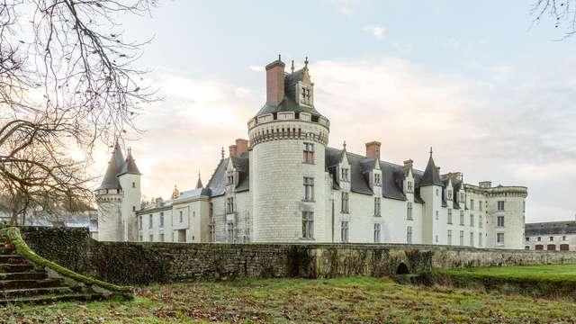 Séjour d'exception dans un château à deux pas de Poitiers
