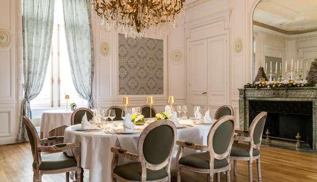 The Originals Chateau de Dissay - N RESTAURANT
