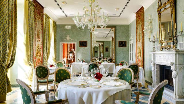 Una notte romantica in un castello piemontese a due passi dal Lago Maggiore
