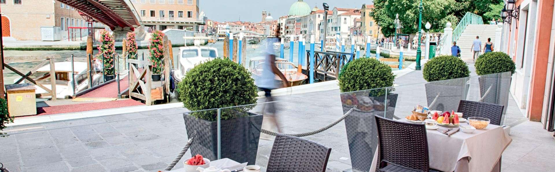 Escapade romantique dans le centre historique de Venise