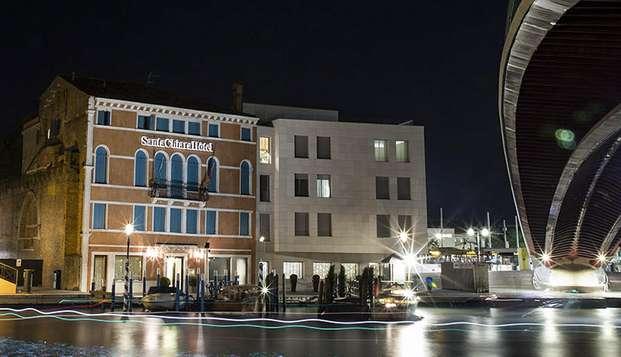 Viaje al descubrimiento de Venecia en hotel de diseño**** (a partir de 3 noches)
