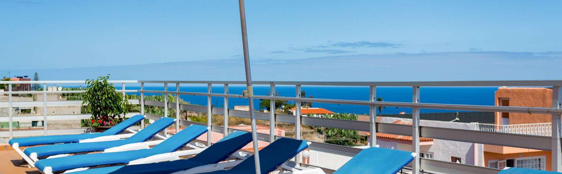 Escapada Media Pensión bajo el sol de las Canarias, en Puerto de la Cruz