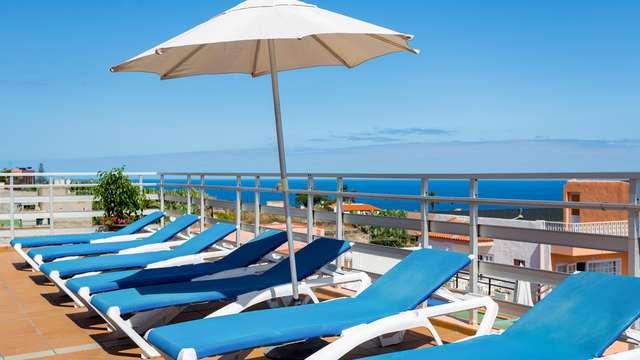 Escapada Media Pensión bajo el sol de las Canarias, en Puerto de la Cruz (Desde 2 noches)