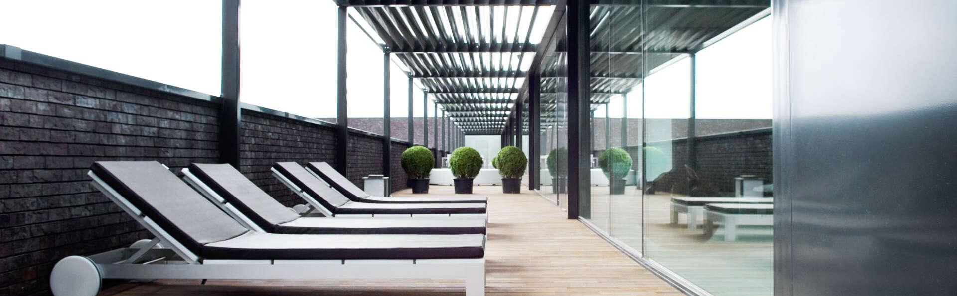 Séjournez dans un hôtel design unique et profitez du spa Carbon Sense