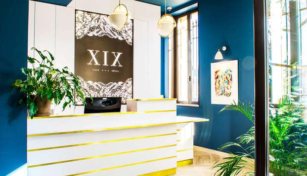Ambiance design et raffinée au cœur de Béziers