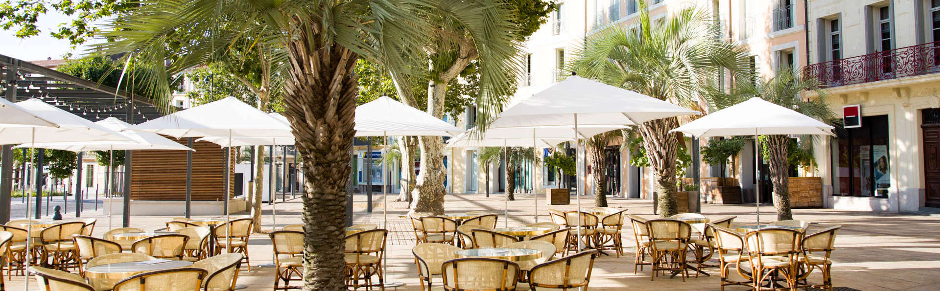 Séjour de charme dans un cadre raffinée à Béziers