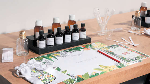Séjour culturel avec visite surprise du Musée du Parfum Fragonard