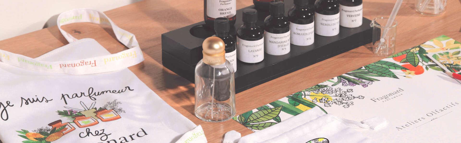 Passez l'été à Paris et découvrez le Musée du Parfum Fragonard ! (à partir de 2 nuits)