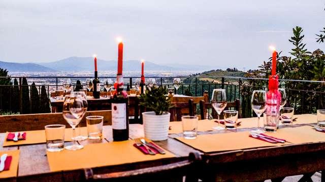 Offerta: soggiorno con degustazione in Toscana