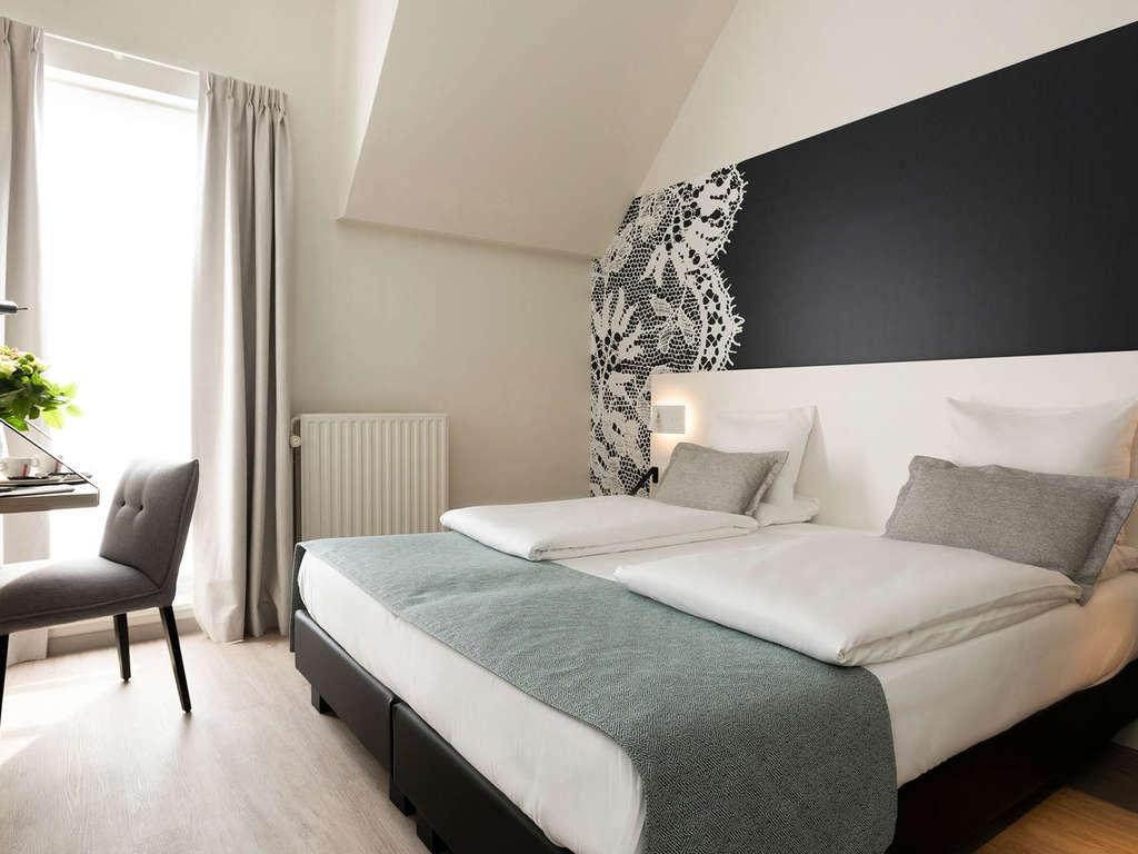 Séjour à Bruges dans un hôtel renommé 3*