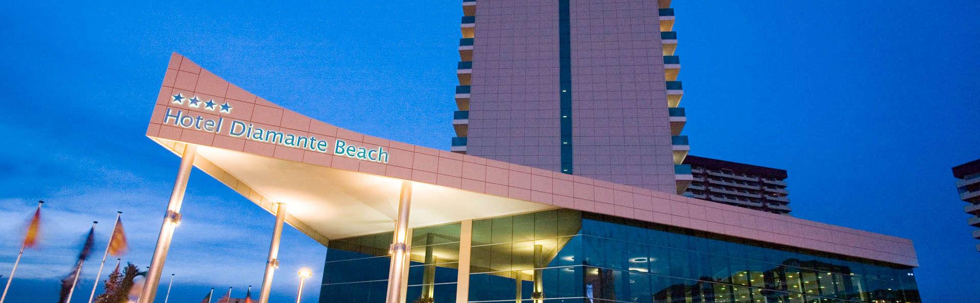 Relax, Sol y Playa en Calpe: escapada en pensión completa a tan sólo 200 metros de la playa