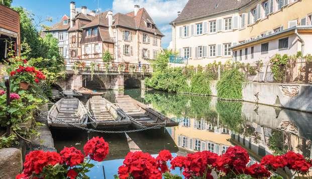 Escapade romantique et gourmande en amoureux en près de Strasbourg