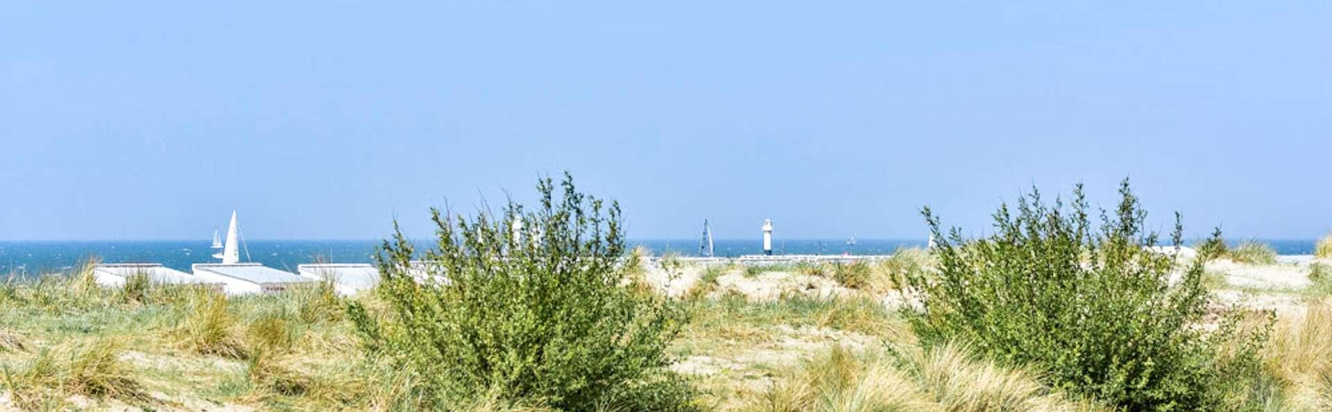Week-end sur la côte de Nieuport (à partir de 2 nuits)