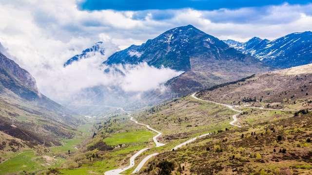 Escapada en el corazón de los picos de Andorra cerca de Francia