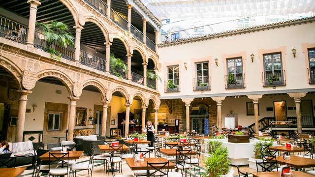 Lujo y Encanto en un exclusivo Palacio delante de la Catedral de Ávila con desayuno incluido