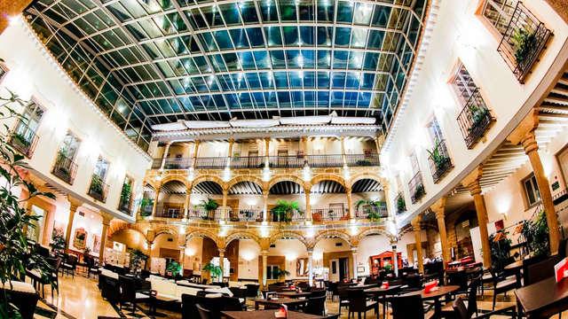 Escapada Romántica con Cena en un exclusivo Palacio junto a la Catedral de Ávila (desde 2 noches)
