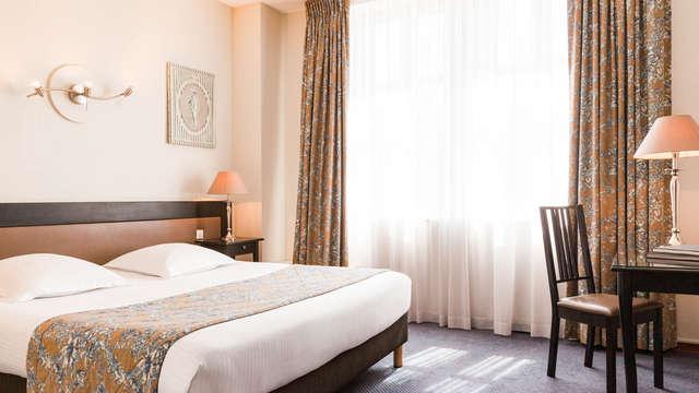 The Originals Boutique Hotel des Princes Strasbourg Centre Qualys-Hotel