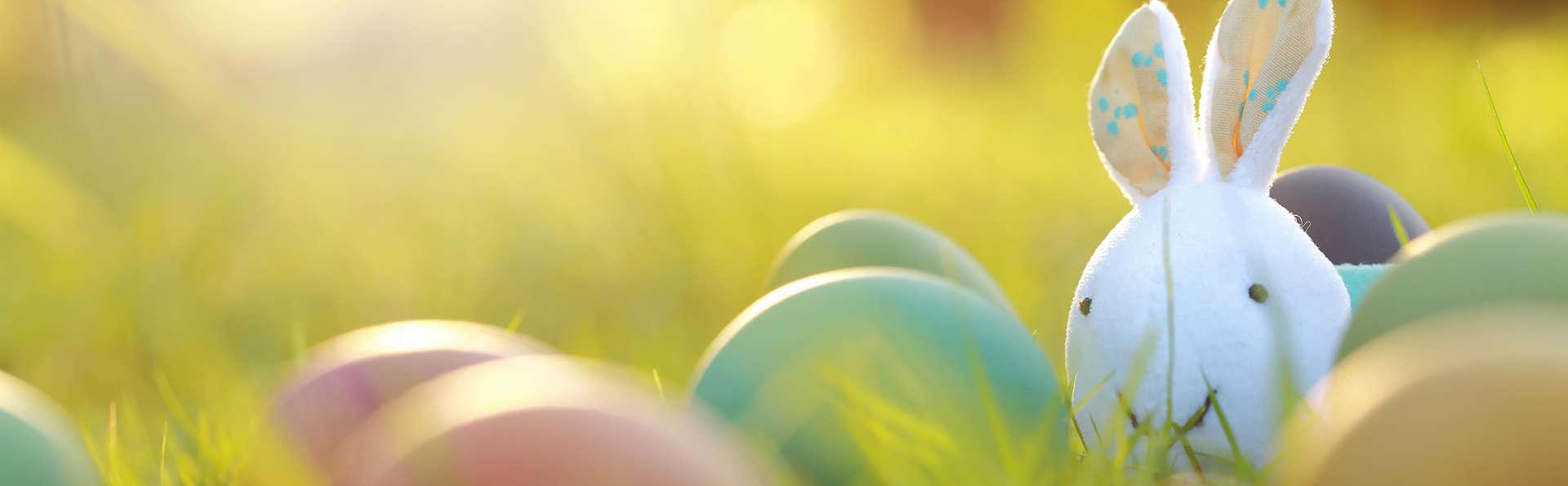 Séjour spécial Pâques au coeur de la forêt de Soignes avec visite du lapin de Pâques!