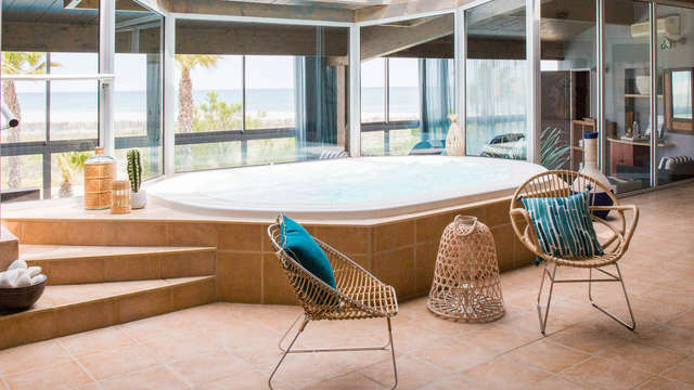 Week-end détente avec accès spa à Saint-Cyprien-Plage