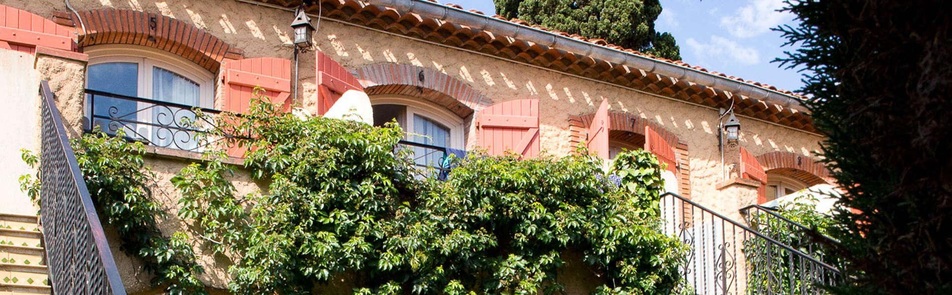 Douceur méditerranéenne en plein cœur de Collioure