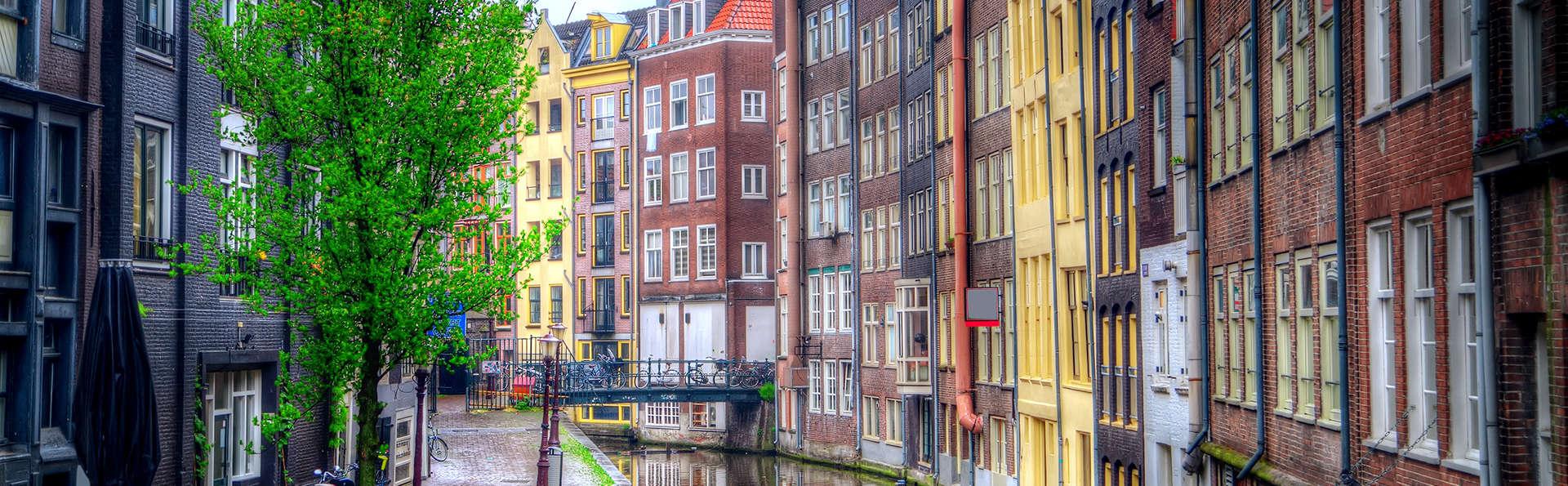Confort, shopping et détente dans un sauna à Amsterdam