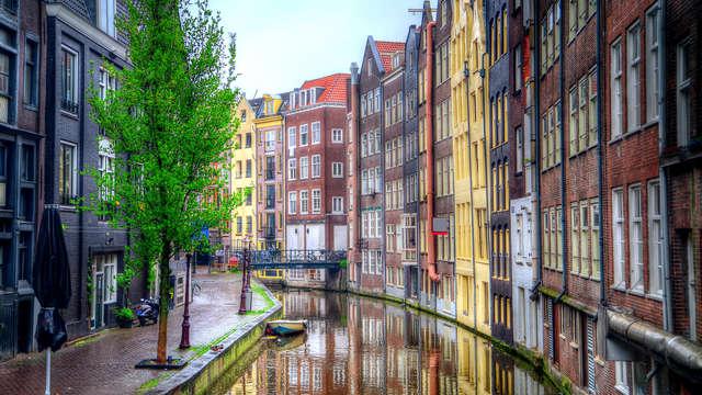 Comfort, shoppen en ontspannen in de sauna in Amsterdam