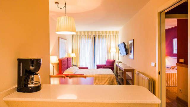 Descubre Andorra en cualquier época del año en cómodos apartamentos