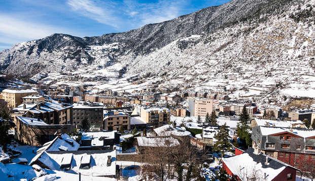 Descubre Andorra en familia