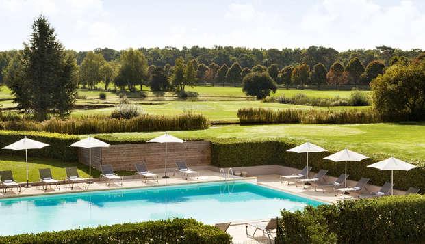 Relax y romanticismo en Chantilly