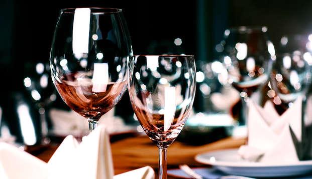Luxe et dîner gastronomique à Heeze