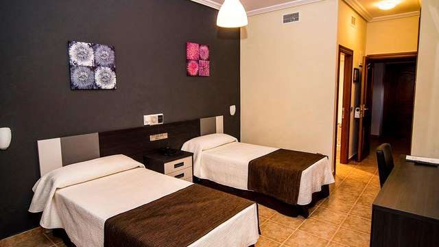Hotel Jalance Experience