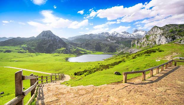 Minivacaciones en los Picos de Europa con picnic incluido (desde 3 noches)