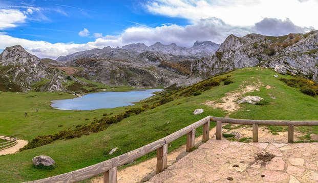 Escapada Familiar en Los Picos de Europa con picnic incluido (desde 3 noches)