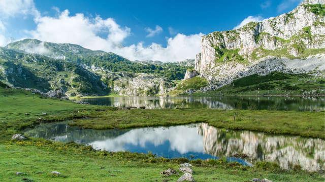 Escapada Gastronómica en los Picos de Europa con una cena de tapas típicas Asturianas