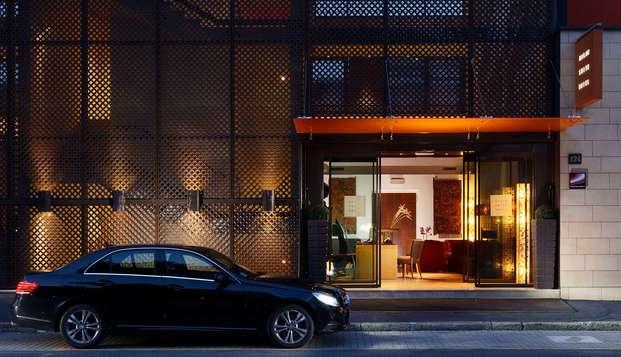 Séjour de trois nuits dans un hôtel raffiné avec suite à Milan