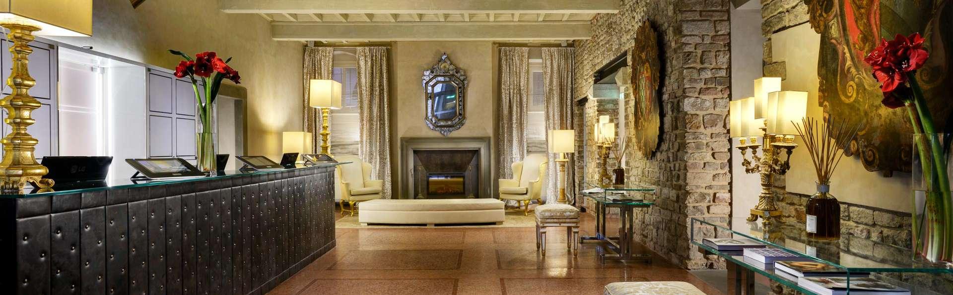 Séjour dans un élégant hôtel 4 étoiles en plein cœur de Florence