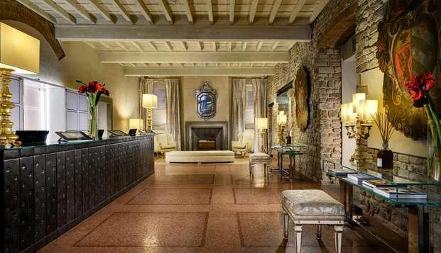 Escapada a Florencia en un elegante hotel del centro histórico