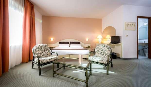 Soggiorno romantico da due notti ad un passo da Torino!